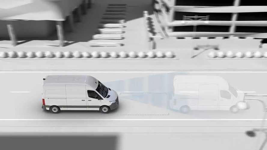 Mercedes-Benz Safety Van