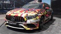 Mercedes-AMG A45 Concept Drift