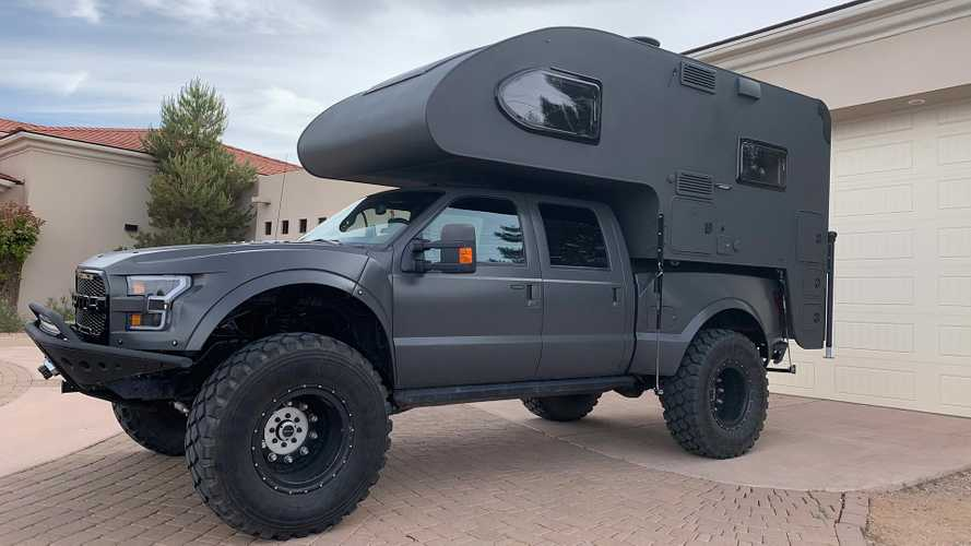 Jurassic MegaRaptor Overlander Has No Equal In Off-Road Camping