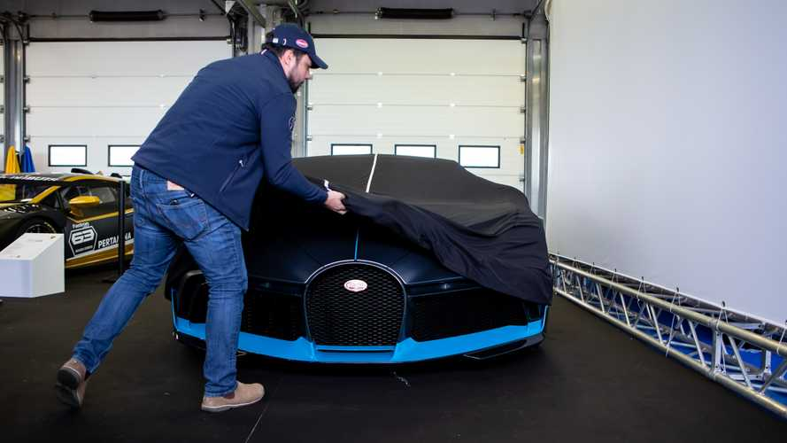 Bugatti at Motor1Days 2019