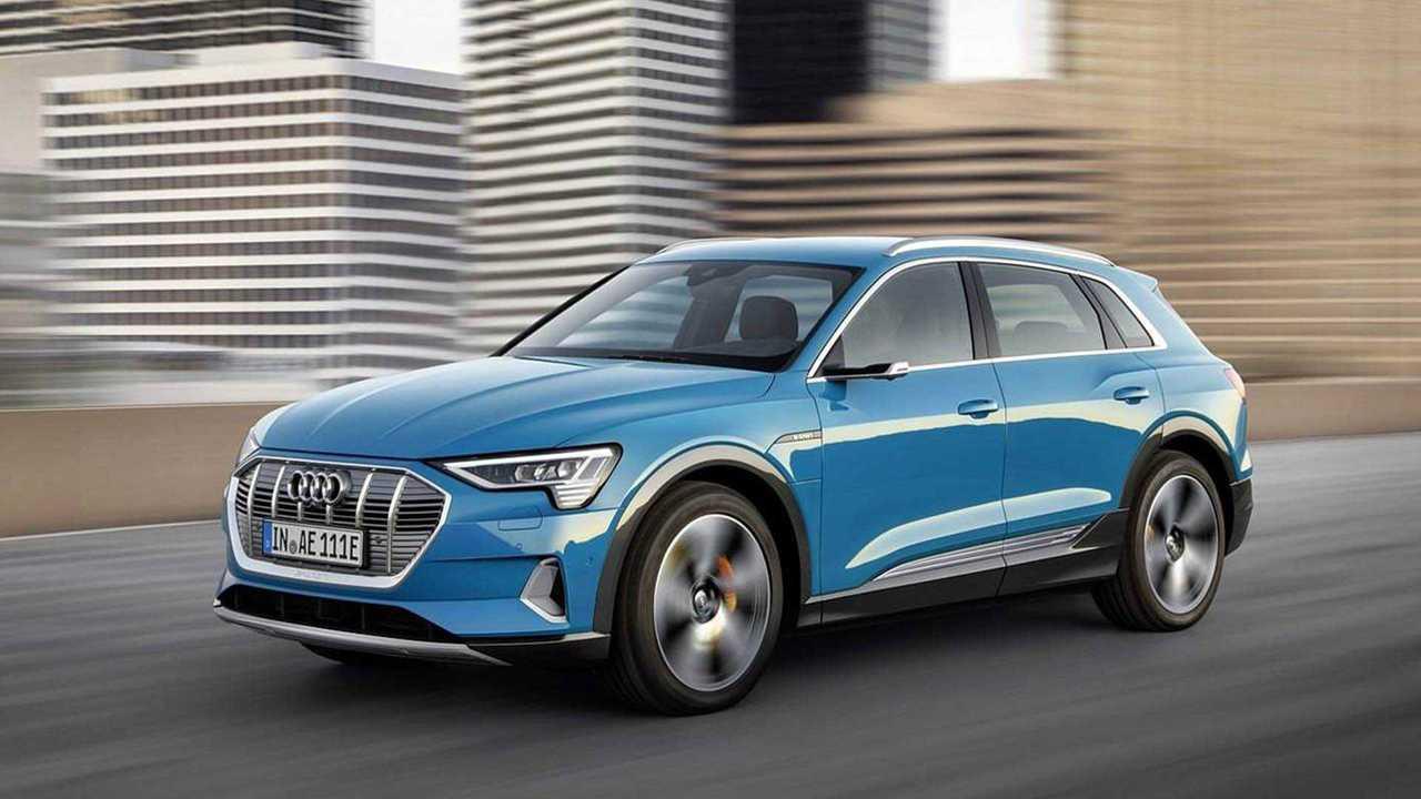 Audi e-tron 50 quattro und 55 quattro