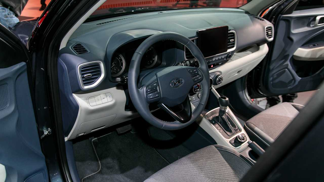 2020 Hyundai Venue Prototype First Drive Affordable Spunk