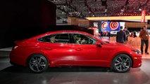 2020 Hyundai Sonata (U.S.) at the New York Auto Show