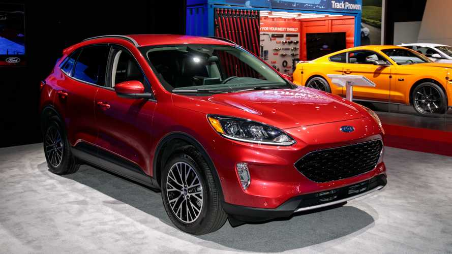 Check Out The Stylish New 2020 Ford Escape From New York