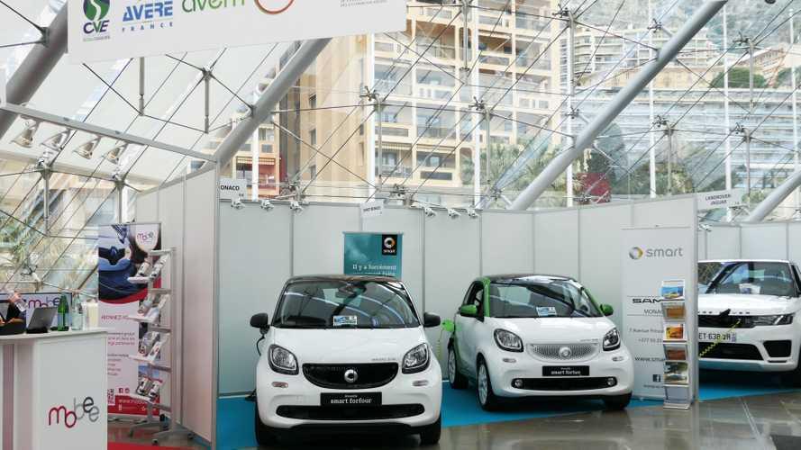 EVER Monaco, le salon de la mobilité électrique et renouvelable