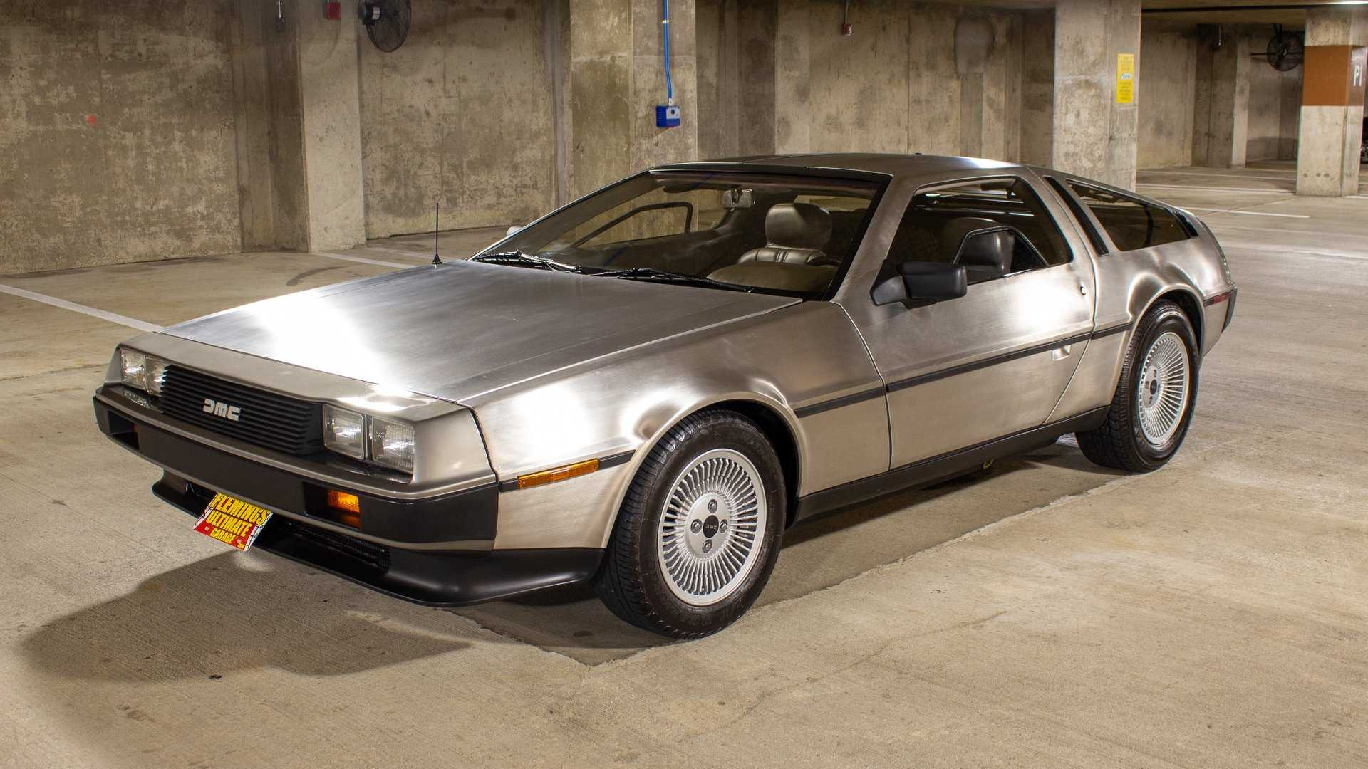 "[""CFS: 1981 DeLorean DMC-12""]"