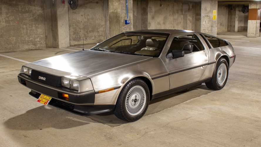 CFS: 1981 DeLorean DMC-12
