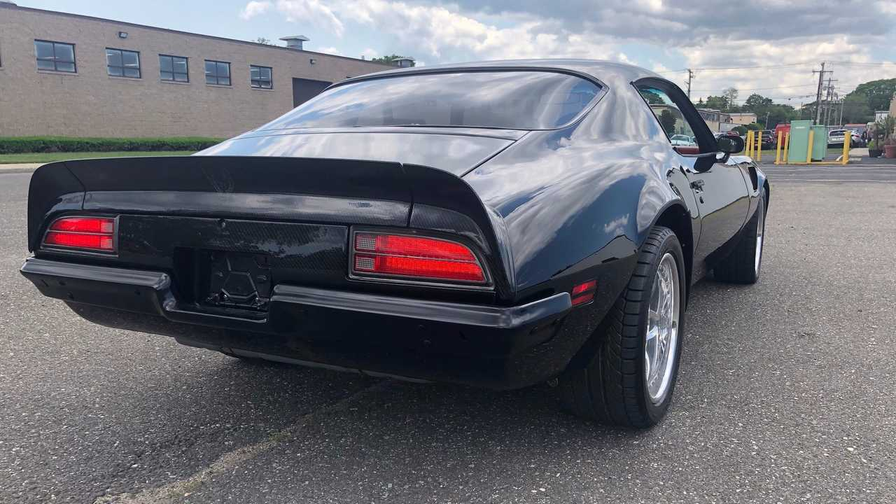 You Can Own This Perfect 1973 Firebird Formula Restomod
