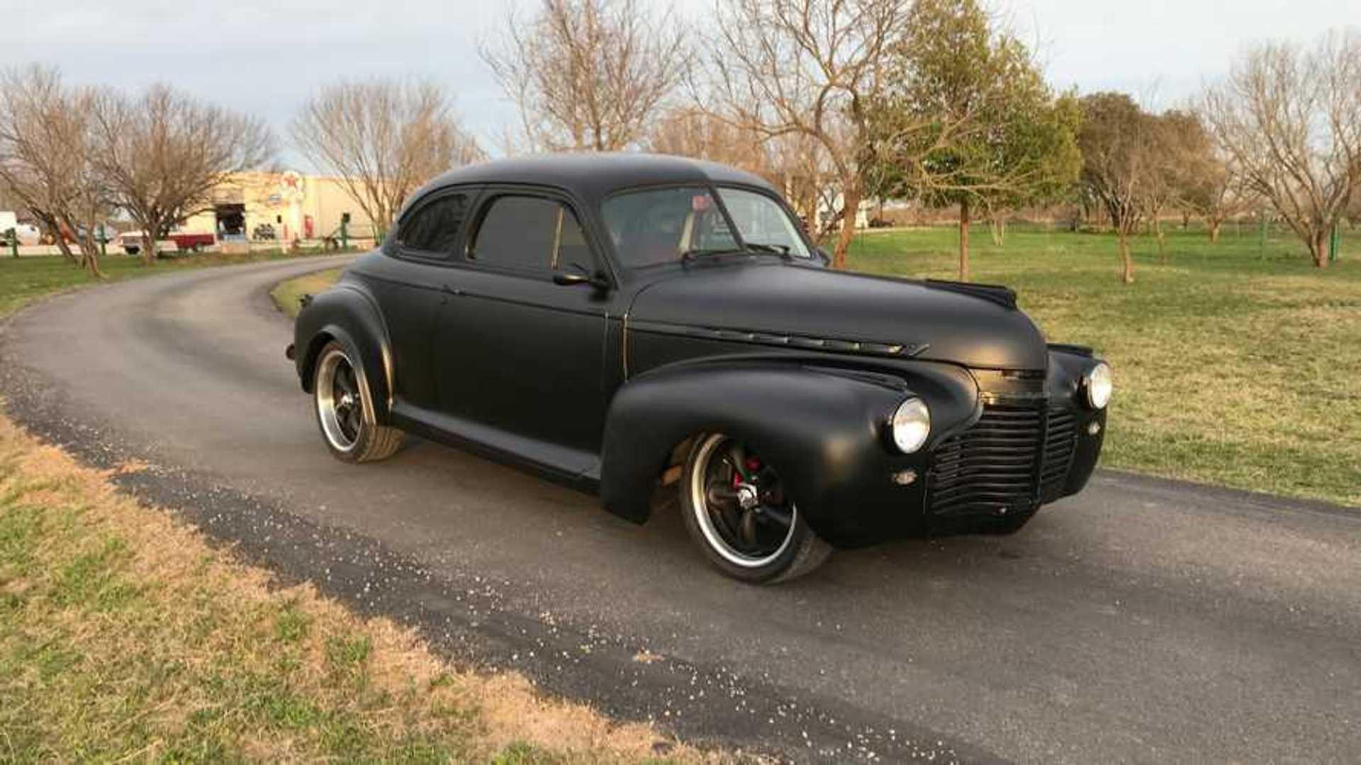 """[""""CFS: 1941 Chevrolet Special Deluxe 454""""]"""