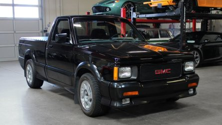 Another 1991 gmc syclone is ready for a new owner
