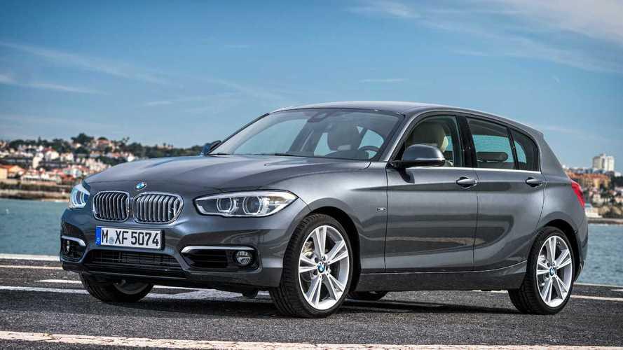 2019 BMW 1er vs. 2015 BMW 1er