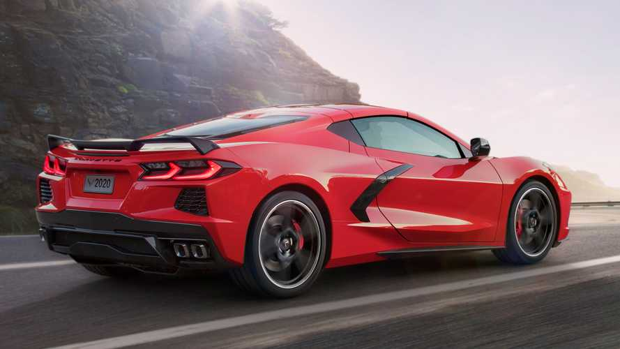 Chevy admits it's taking a bet with right-hand-drive Corvette C8