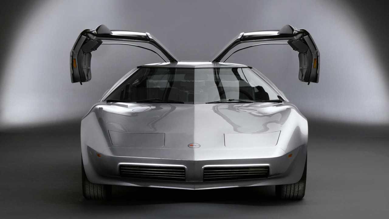 Four-Rotor-Corvette