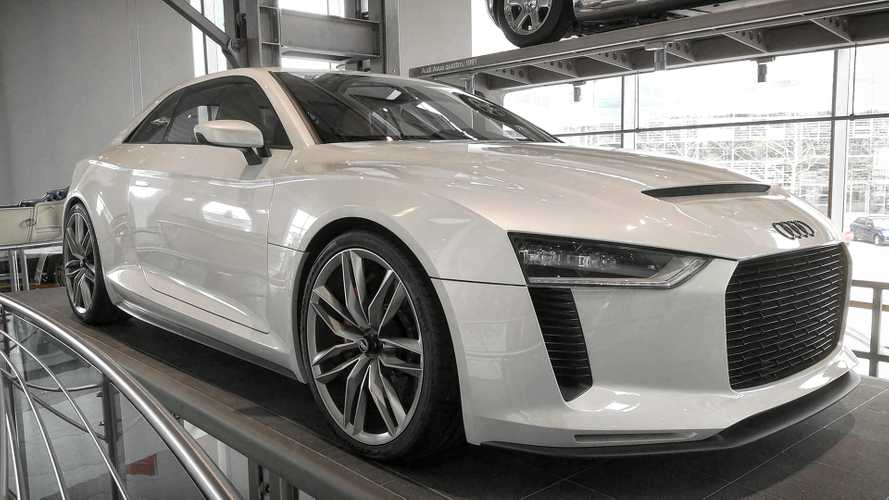 Concept oublié - Audi quattro Concept (2010)