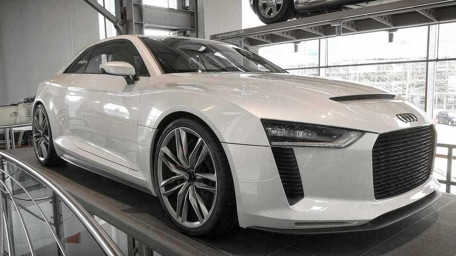Prototipos olvidados: Audi quattro Concept 2010