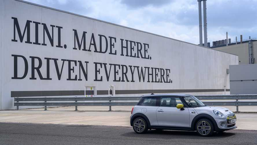 Mini production will halt on Brexit date