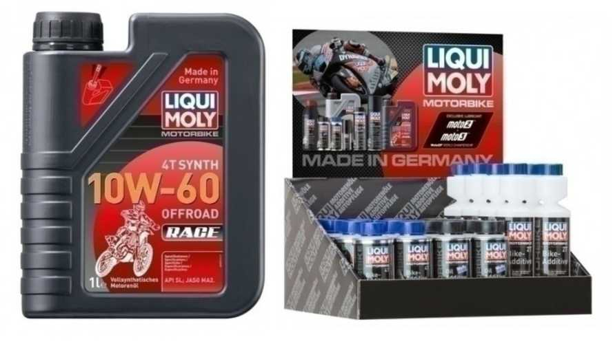 Bike It distributore per l'Italia di Liqui Moly