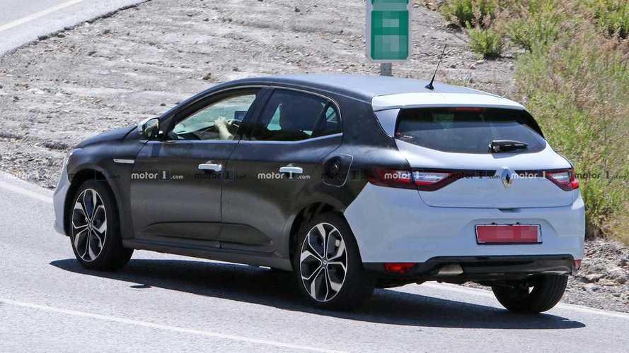 Renault Mégane E-TECH 2020, fotos espía