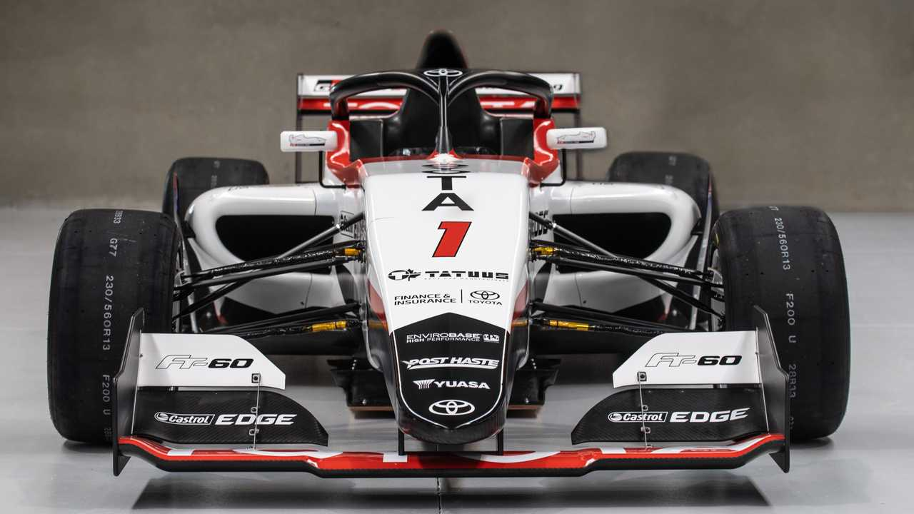 Toyota Racing Series FT-60