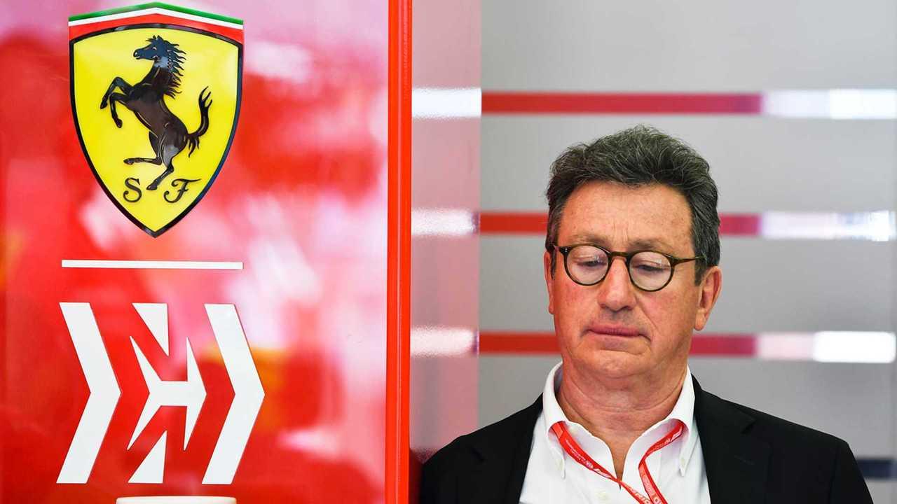 Louis Camilleri, ad Ferrari