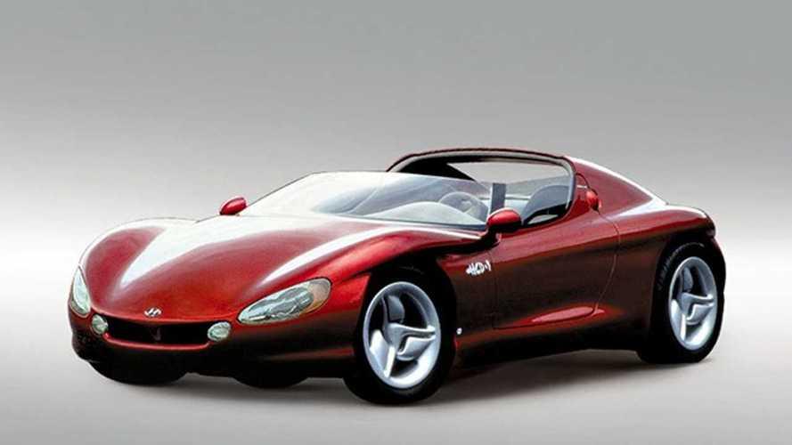 Hyundai HCD-I, II e III, le concept della svolta