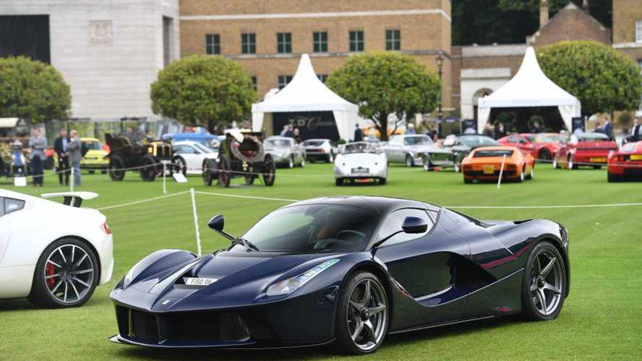 London Concours Ferrari Celebration