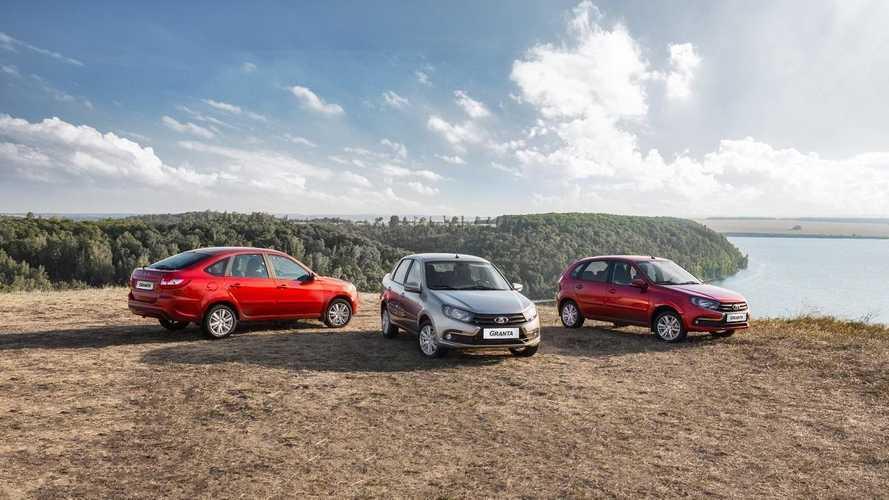 Автомобили Lada получат новые черты в дизайне экстерьера