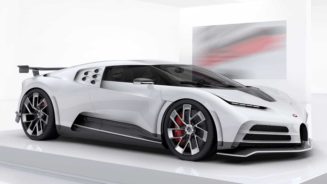 Bugatti Centodieci Feature Image