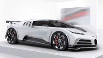 Cristiano Ronaldo kauft Bugatti Centodieci zur Feier der Meisterschaft