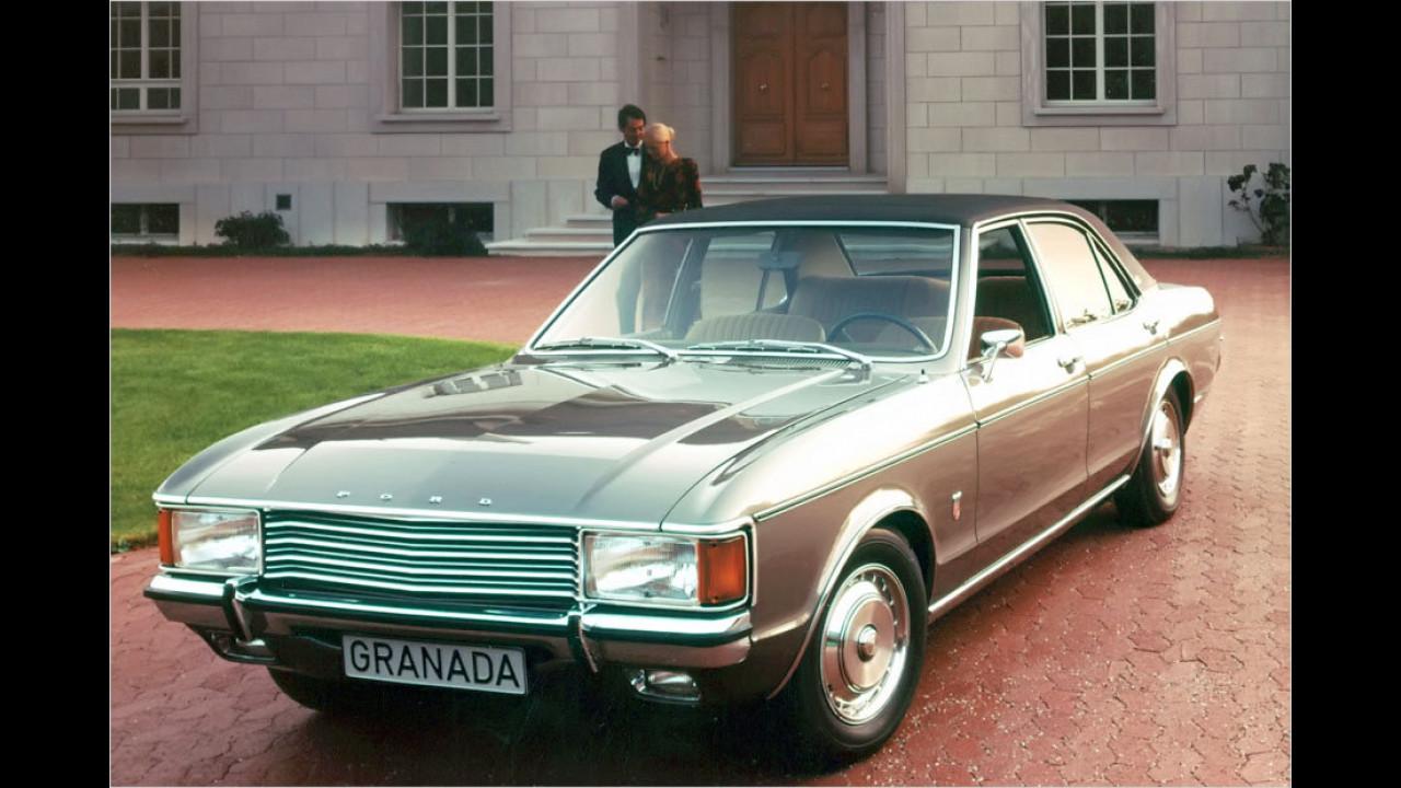 40 Jahre Ford Granada