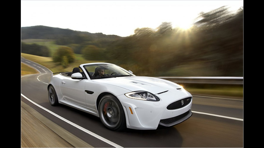 Jaguar bringt das 550 PS starkes XKR-S Cabrio
