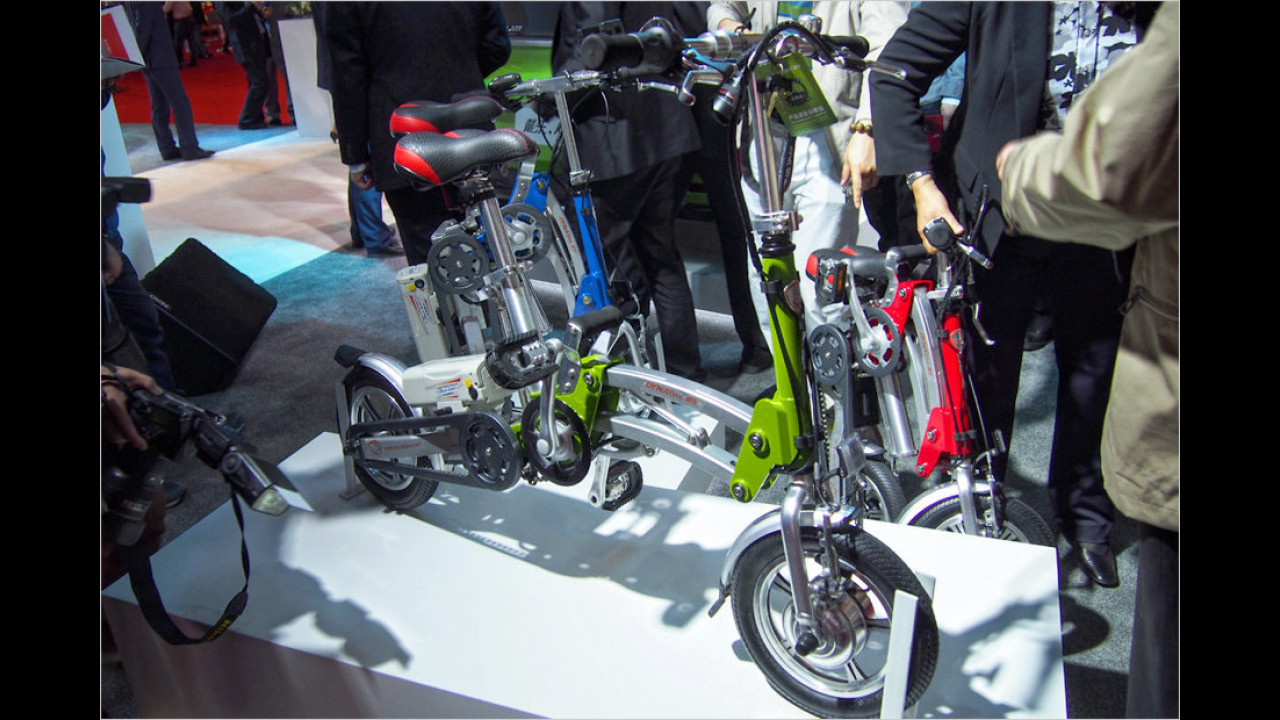 Tongji E-Bike