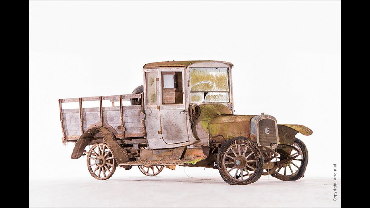 Delahaye Type 43 Camion-Plateau (1911)