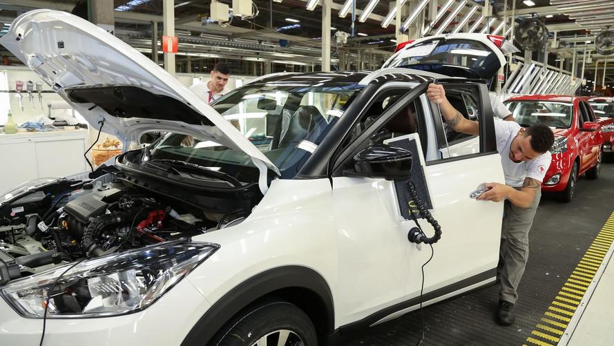 Nissan alcança 300 mil motores produzidos na fábrica de Resende