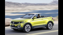 Kompaktes SUV-Cabrio von VW