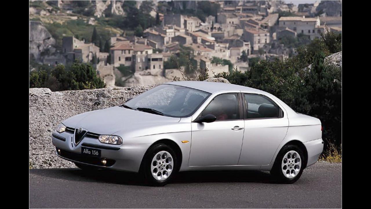 1998: Alfa Romeo 156