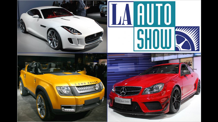 LA Auto Show 2011: Die Highlights der US-Messe