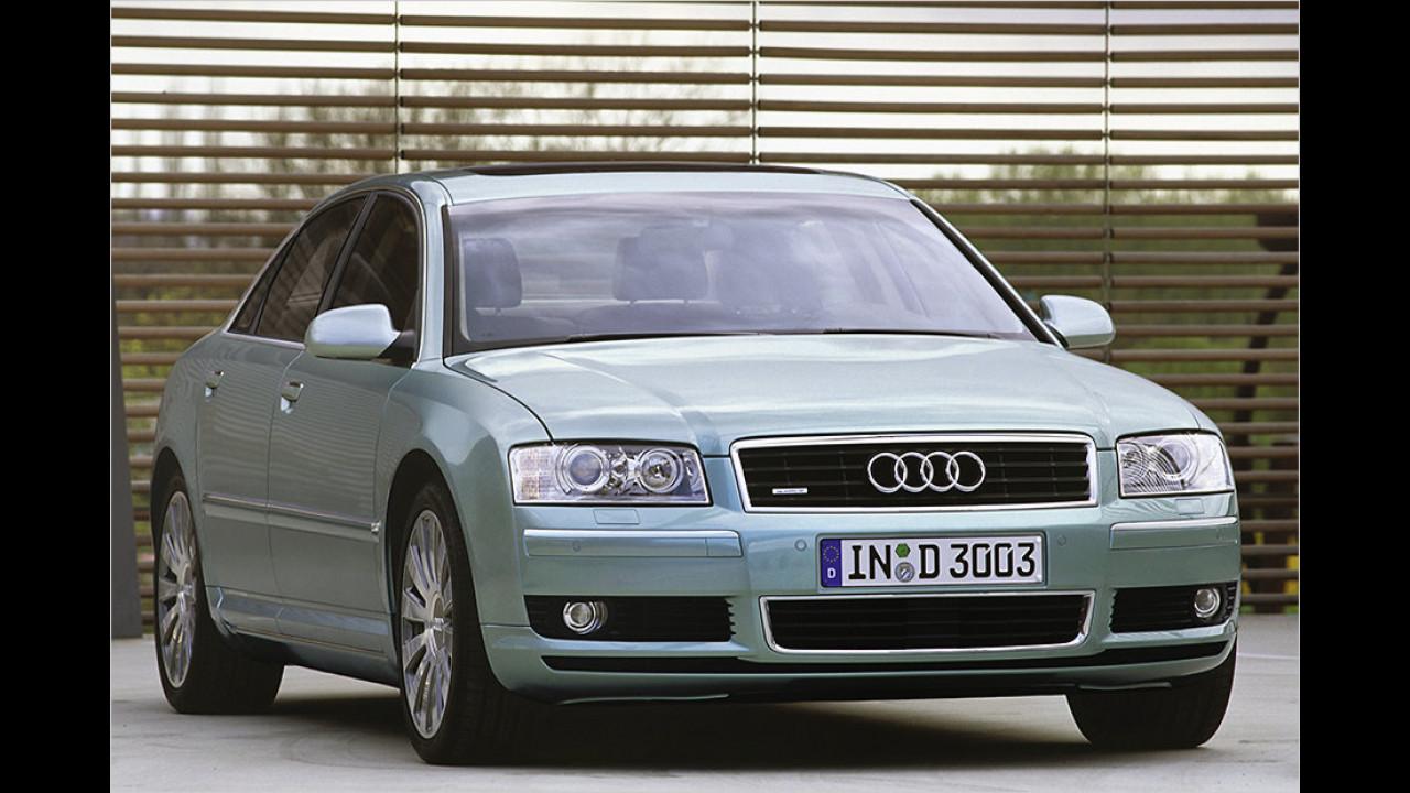 Audi A8 (Typ D3/4E): Ab 4.000 Euro