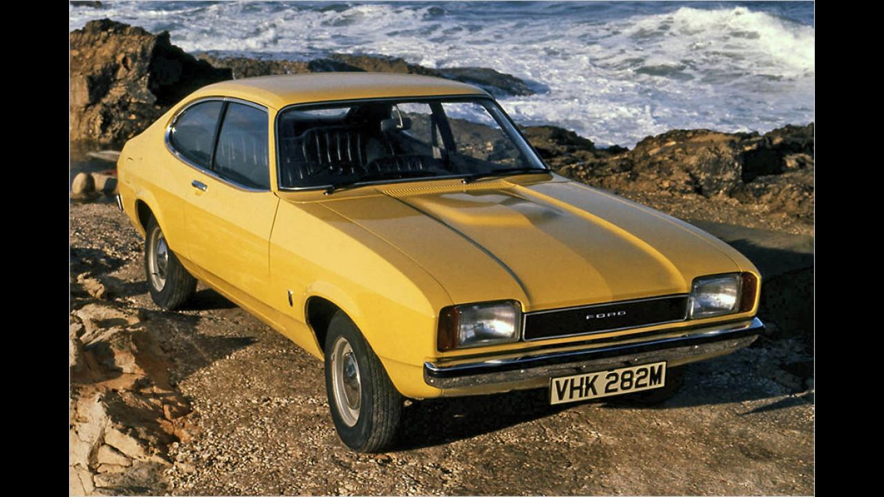 1974: Ford Capri II