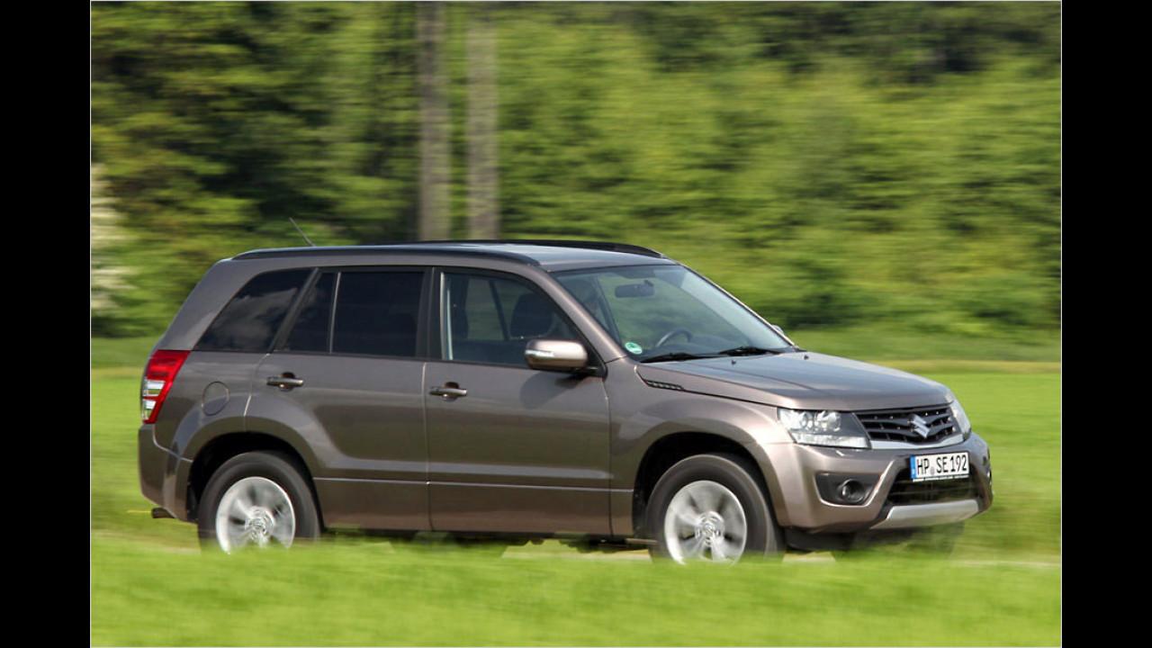 Suzuki im Grand Vitara