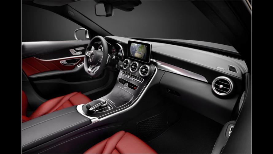 Mercedes C-Klasse: Innen-Gewinn