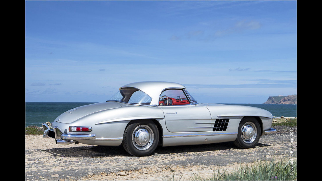 Mercedes 300 SL Roadster 1958