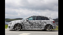 Erwischt: Audi RS3
