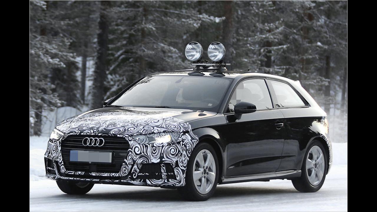 Audi A3 Dreitürer