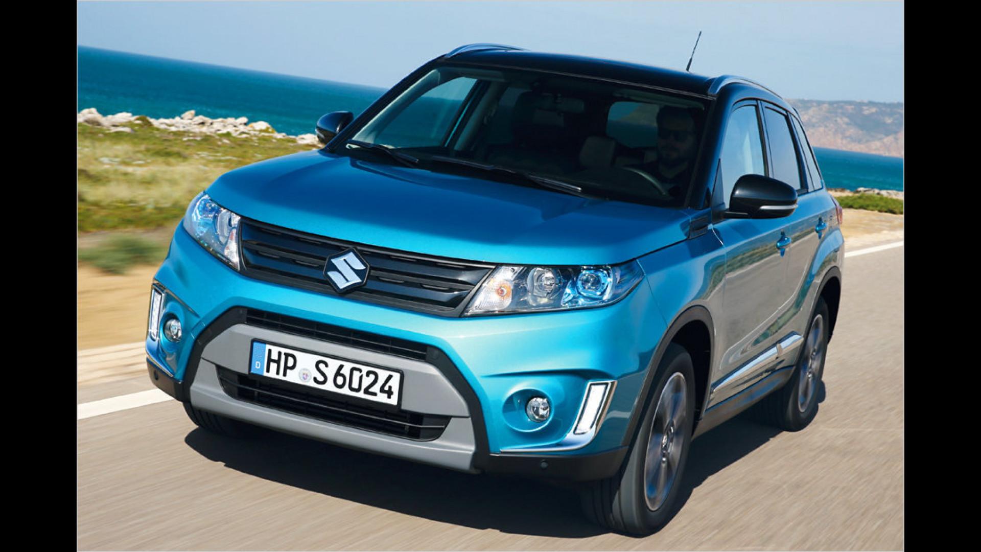 Der Neue Suzuki Vitara 2015 Im Test