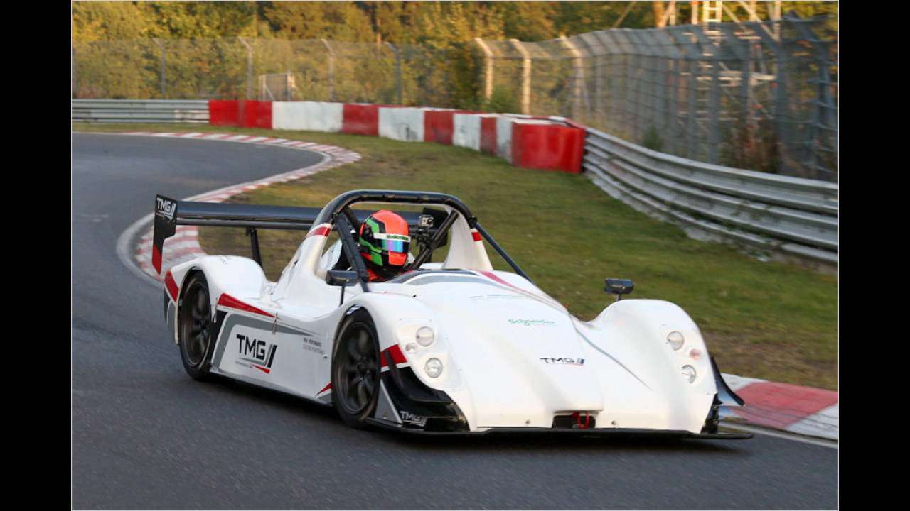 Toyota TMG EV P002, Jochen Krumbach, 2012