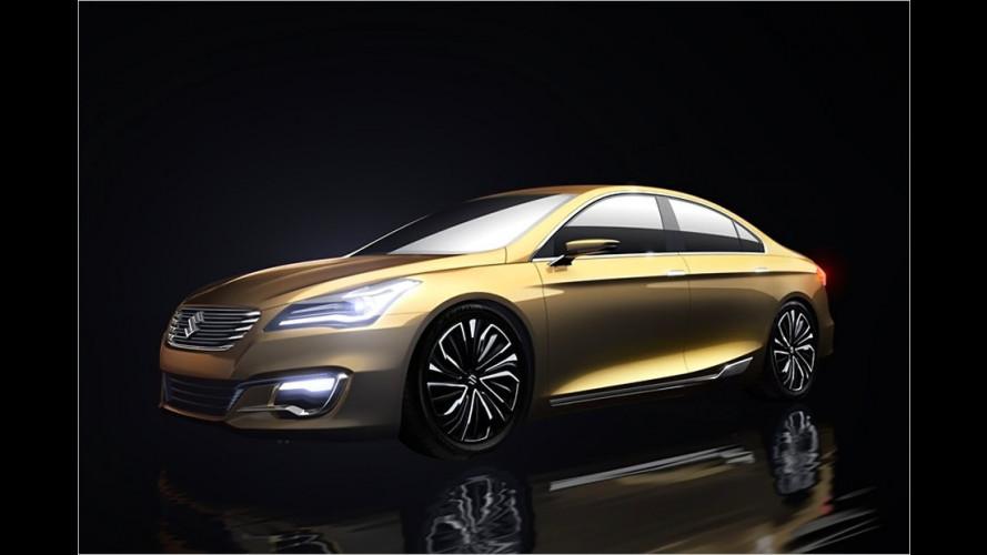 Suzuki: Kizashi-Nachfolger für China