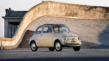 1968 Fiat 500F Berlina