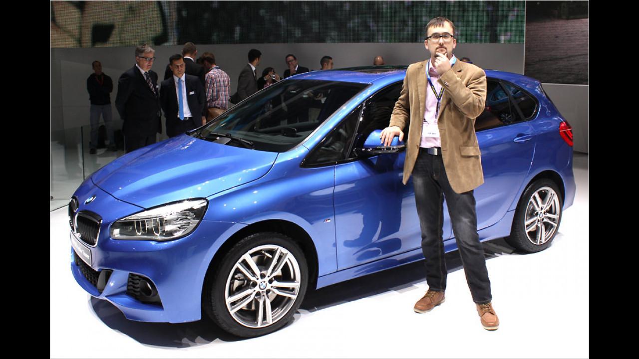 Flop: BMW 2er Active Tourer