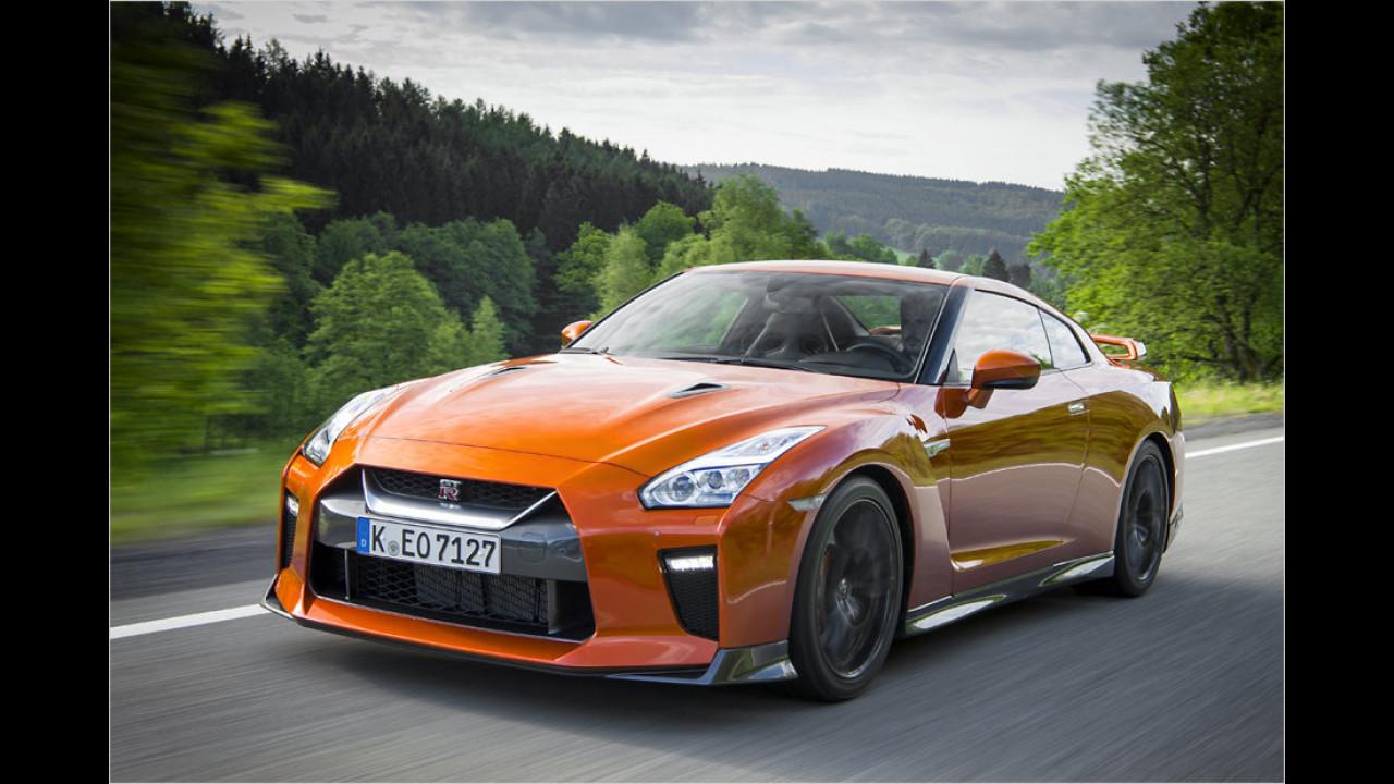 Sportwagen: Nissan GT-R